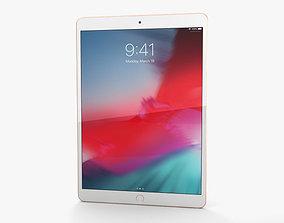 3D model Apple iPad Air 2019 Gold
