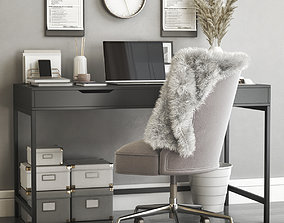 Office workplace 49 3D