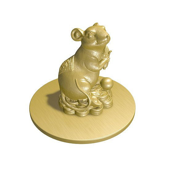 China mouse