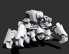 Renegade Battle Crab 3D printable model
