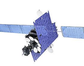 Satellite Inmarsal 5 f4 3D