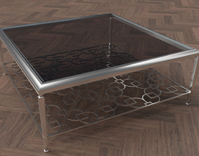 Caracole Sociables Coffee Table 3D asset realtime