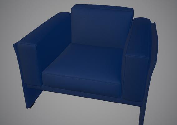 Cassina 405 DUC Arm Chair