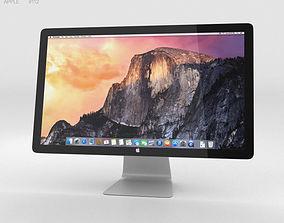 Apple Thunderbolt Display 27-inch 2014 3D