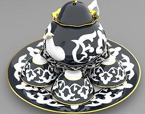 uzbek national 1 3D model