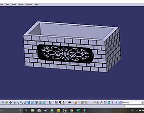 3D print model Sagittarius House Pillar saintseiya