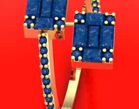 3D model ring 9