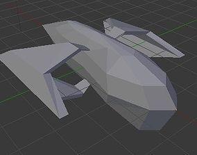 3D print model Starship 2