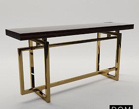 3D model Console Charlotte - Design by Domenico Mula - Dom