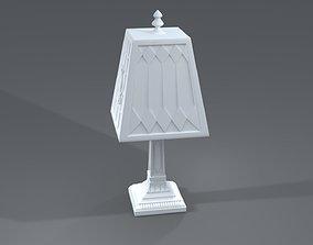 3D print model Royal Lamp