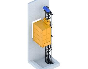 3D Industrial lift - Stepan Razin 2-5m