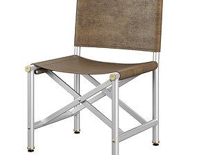 3D Palecek Baxter Side Chair