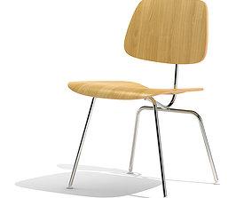 Tenarchstudio vitraDCM chair 01 freebie 3D model