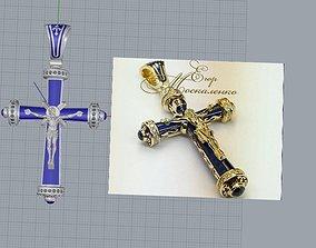 3D printable model Cross 2019 Luxury