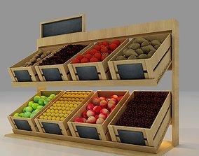 fruit box 3D print model