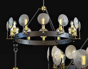 Pendant Lamp Lighthouse Twelve 3D model