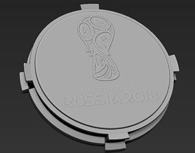 3D printable model Decorative World Cup Base Stand for