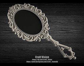 3D printable model art Mirror