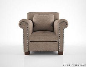 Ralph Lauren Jamaica Salon Chair 3D model