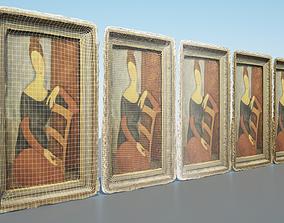 3D Modigliani
