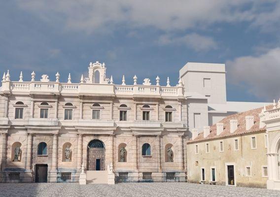 Certosa di San Lorenzo - Work for a Client