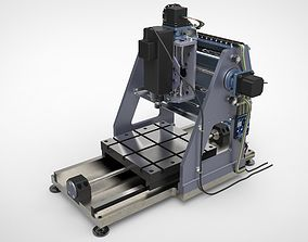 3D motor CNC Machine