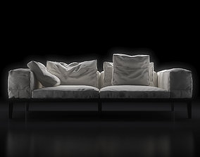 Lifewood Sofa 3D model