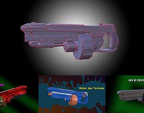 3D asset X Weapon