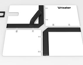 3D print model Ultimake S5 top cover