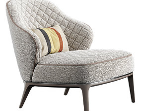 3D model DION S armchair