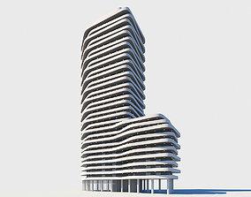 turkey Modern apartment 3D asset