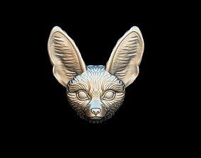 3D print model Fox Fennec pendant