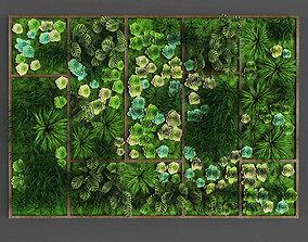 3D asset Vertical gardening