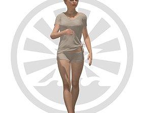 3D model Chona De Torres - SD1