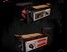 3D model Ghostbusters Ghost Trap