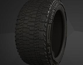 3D asset realtime Wheel