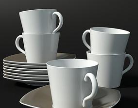 Tea Cup 3D asset