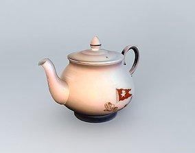 3D TITANIC 3rd Class Tea Pot Relic