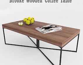 Brooke Coffee Table 3D