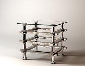 Eichholtz Side Table Madagascar 3D