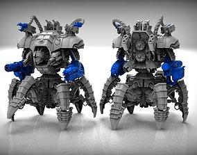 Dark Techno Heavy Arachknight Torso 3D print model