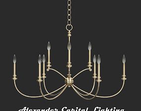 Alexander Capital Lighting Fixture Company 3D