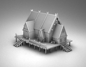 House of vikings 3D printable model