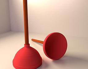 3D model Plunger