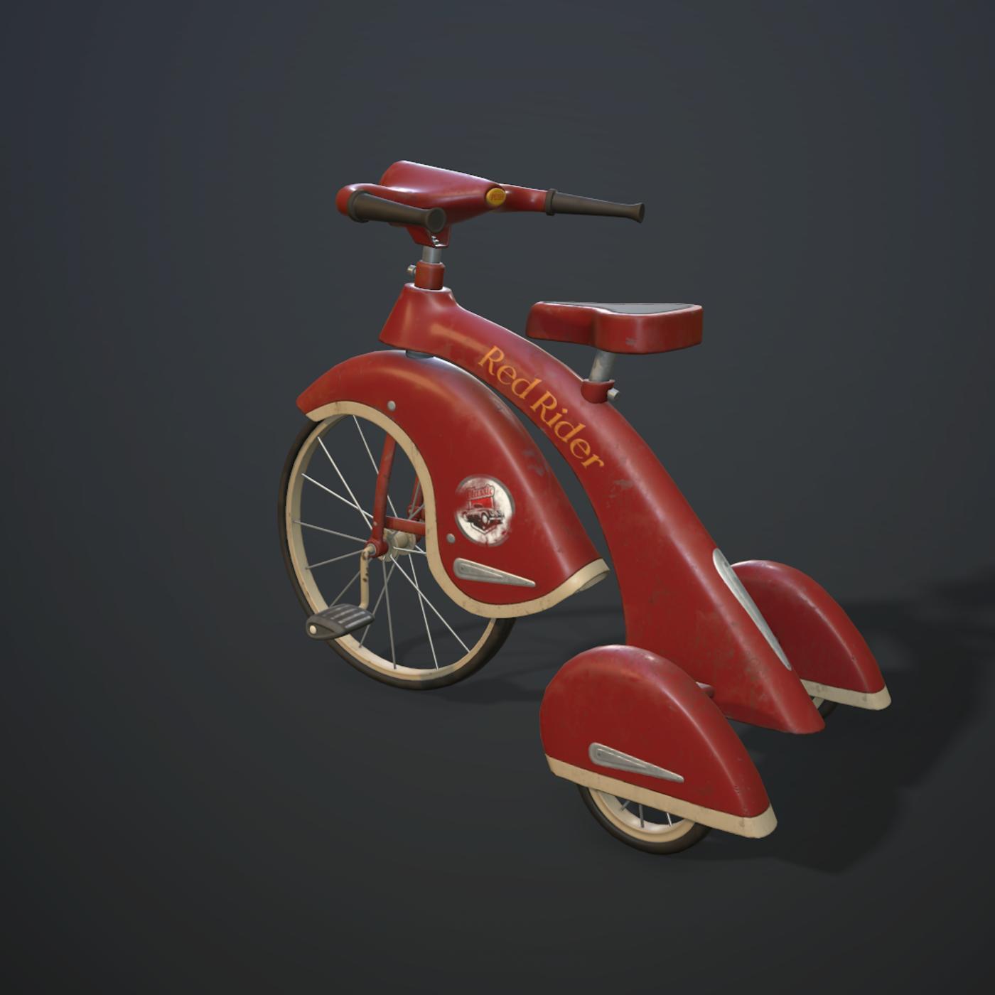 Children bicycle