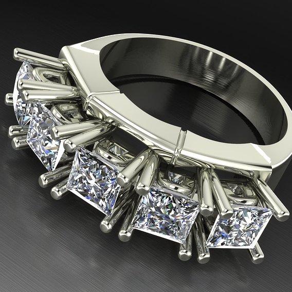 princess women ring