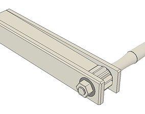 3D printable ratchet-rattle