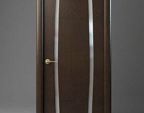 Wooden Door 3D model wood
