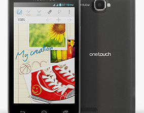 3D model Alcatel One Touch 8000D Scribe