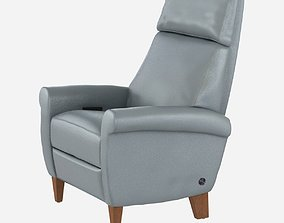 AMERICAN LEATHER ADLEY COMFORT RECLINER 3D